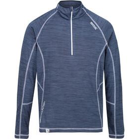 Regatta Yonder Langærmet T-shirt Herrer, brunswick blue